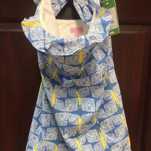 Lilly Pulitzer Franco Dress Size 10 NWT